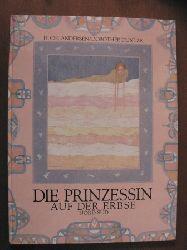 Andersen, Hans Ch./ Duntze, Dorothée (Illustr.) Die Prinzessin auf der Erbse