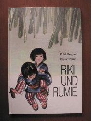 Edith Bergner/Dieter Müller Riki und Rumie 3. Auflage
