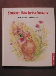 Dort, Evelien van/ Zeyl van, Marjan (Illustr.)/Laming,  L.A. (Übersetz.)  Entlein Wackelschwanz. Eine Geschichte