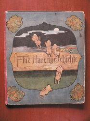 Sibylle von Olfers Eine Hasengeschichte in acht Bildern Erstausgabe