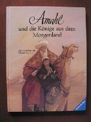 Menotti, Giann Carlo/Lemieux, Michèle (Illustr.)/krahé, Hildegard (Übersetz.) Amahl und die Könige aus dem Morgenland. Eine Weihnachtsgeschichte