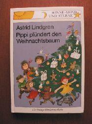 Lindgren, Astrid/Kapoun, Senta (Übersetz.)/Rettich, Rolf (Illustr.) Pippi plündert den Weihnachtsbaum