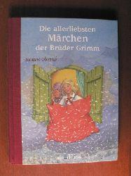 Grimm, Jacob/Grimm, Wilhelm/Oberdieck, Bernhard (Illustr.)  Meine allerliebsten Märchen der Brüder Grimm