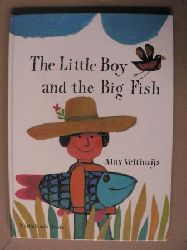 Max Velthuijs The Little Boy and the Big Fish