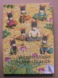 Iwamura, Kazuo Vierzehn Mäuse machen Picknick