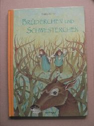 Grimm, Jacob/Grimm, Wilhelm/Ovani, Germano (Illustr.)  Brüderchen und Schwesterchen