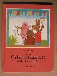 Velthuijs, Max Eine Geburtstagstorte für den kleinen Bären
