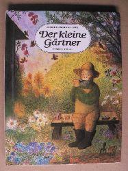 Bernadette (Illustr.)/Gerda Marie Scheidl  Der kleine Gärtner - Eine Geschichte