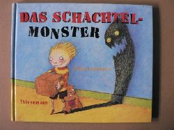 Lemmens, Riske/Cleef, Maria (Übersetz.) Das Schachtel-Monster