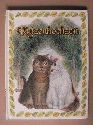 Pavel Gutu (Illustr.)/Christine Rettl (Text) Katzenhochzeit