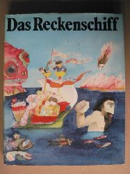Waltraud Ahrndt (Auswahl)/Marlene Milack (Übersetz.)/Gisela Neumann (Illlustr.) Das Reckenschiff - Russische Volksmärchen 3. Auflage