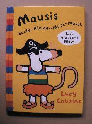 Cousins, Lucy Mausis bunter Kleider-Misch-Masch