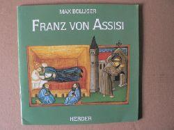 Bolliger, Max Franz von Assisi