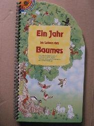 Zegna, E. (Illustr.)/Neidinger, Günter (Text) Ein Jahr im Leben des Baumes - Ein tolles Entdeckungsbuch