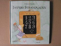 Bassède, Francine/Grotelüschen, Andrea (Übersetz.) Jaspers Strandladen