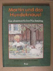 Sundh, Kerstin/Kruusval, Catarina (Illustr.)/V Martin und das Hundeknäuel.  Ein abenteuerlicher Nachmittag 1. Auflage