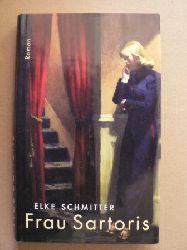 Elke Schmitter Frau Sartoris