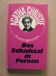 Agatha Christie  Die spannendsten Romane: Das Schicksal in Person