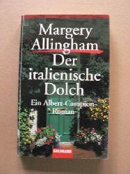 Allingham, Margery Der italienische Dolch - Ein Albert-Campion-Roman