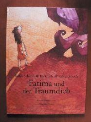 Schami, Rafik/Cools, Els (Illustr.)/Streich, Oliver (Übersetz.)  Fatima und der Traumdieb