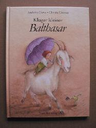 Unzner, Christa (Illustr.)/ Greve, Andreas Kluger kleiner Balthasar