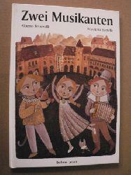 Benevelli, Alberto/Bertelle, Nicoletta (Illustr.)/Heufemann, Danielle (Übersetz.) Zwei Musikanten. Eine Geschichte