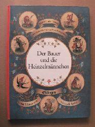 Konopnicka, Maria/Spirin, Gennadij (Illustr.)/Völter, Maria Luise Der Bauer und die Heinzelmännchen