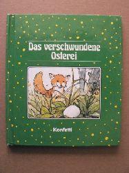 Christine Rettl / Franz Hoffmann  Das verschwundene Osterei