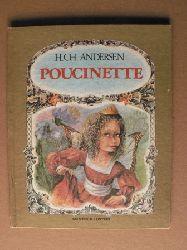 Hans Christian Andersen/Doina Botez (Illustr.) Poucinette