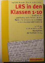 Ingrid Naegele & Renate Valtin LRS in den Klassen 1 - 10. Bd. 1. Grundlagen und Grundsätze der Lese- Rechtschreibförderung. Mit Hinweisen auf die Neuregelung. 4.