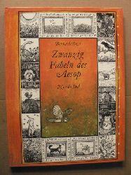 Bernadette Watts (Illustr.) Zwanzig Fabeln des Aesop 2. Auflage