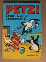 Hansen, Carla/Hansen, Vilhelm/Klump, Rasmus (Übersetz.) Petzi sucht seinen Großvater. Eine Bilderbuchgeschichte (Band Nr. 30)