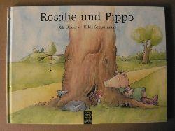Dessers, Rik/Schuurmans, Hilde (Illustr.) Rosalie und Pippo