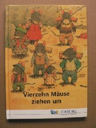 Iwamura, Kazuo/Spaeth, Eva M. (Übersetz.) Vierzehn Mäuse ziehen um
