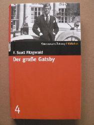 Fitzgerald, F Scott Süddeutsche Zeitung Bibliothek:  Der große Gatsby