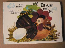 Benno Pludra/Linde Detlefsen (Illustr.) Es war ein Ei 7. Auflage