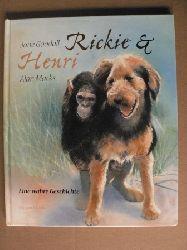 Goodall, Jane/Marks, Alan (Illustr.) Rickie & Henri - Eine wahre Geschichte