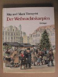 Törnqvist, Rita/Törnqvist, Marit (Illustr.)/Kutsch, Angelika (Übersetz.)  Der Weihnachtskarpfen