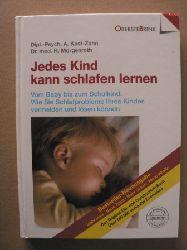 A. kast-Zahn/H. Morgenroth Jedes Kind kann schlafen lernen. Vom Baby bis zum Schulkind: Wie Sie Schlafprobleme Ihre Kindes vermeiden und lösen können 15. erweiterte Auflage
