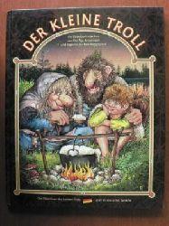 Ingerlise Karlsen Kongsgaard (Autor)/Tor Age Bringsvaerd (Illustrator) Der kleine Troll - Ein Bilderbuchmärchen (Die Abenteuer des kleinen Trolls)