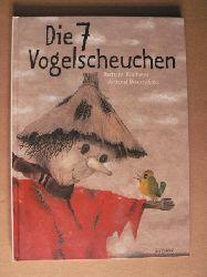Büchner, Barbara/Boratynski, Antoni (Illustr.) Die sieben Vogelscheuchen