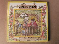 Claret, Maria/Goldweida, Dolores (Übersetz.) Minja bei den Bären 1. Auflage