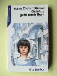 Stöver, Hans Dieter  Quintus geht nach Rom. In neuer Rechtschreibung.