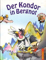 Der Kondor in Bergnot. Bambus-Bären-Bande