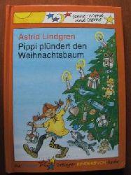 Lindgren, Astrid Pippi plündert den Weihnachtsbaum.