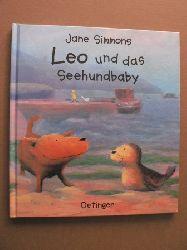 Simmons, Jane/Alexandra Rak Leo und das Seehundbaby. (Ab 3 J.).