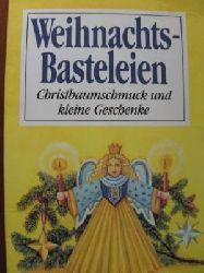 Weihnachts - Basteleien. Christbaumschmuck und kleine Geschenke.