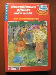 Günter Hurth Die Pizza- Bande XXVIIII. Hasenblumen pflückt man nicht oder die Wildererbande. (Ab 10 J.).