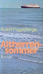 Rudolf Hagelstange Altherrensommer