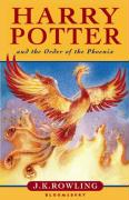 Rowling, Joanne K. Harry Potter 05 and the Order of the Phoenix.